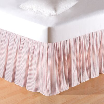 Gloria Bed Skirt Size: Twin