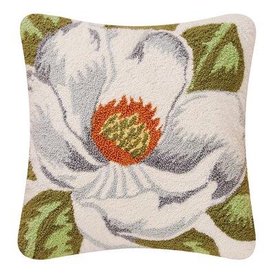 Bella Magnolia 100% Cotton Throw Pillow