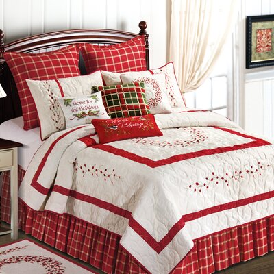 Hale Cotton Quilt Size: King