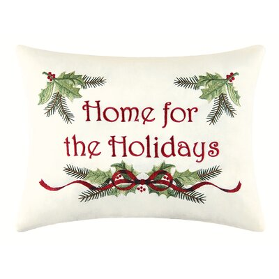 Hale Home for the Holidays Boudoir/Breakfast Pillow