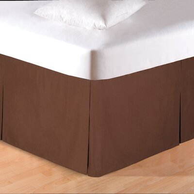 Bed Skirt Size: Full/Queen