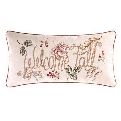 Watsontown Cotton Lumbar Pillow