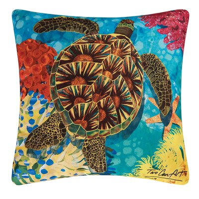Valcour Indoor/Outdoor Throw Pillow
