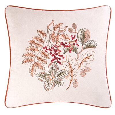 Watsontown Cotton Throw Pillow