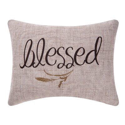 Blessed Lumbar Pillow