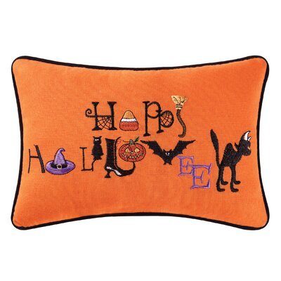 Happy Halloween Lumbar Pillow