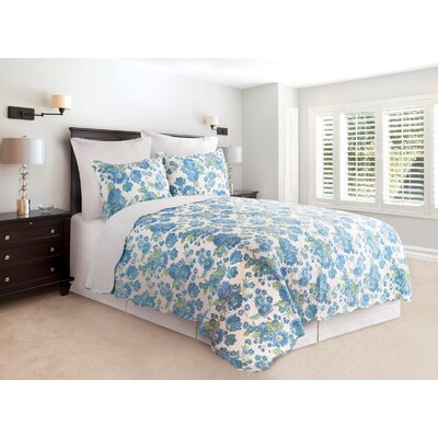 Kimbra Quilt/Coverlet Set Size: Twin