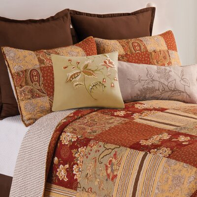 Golston Reversible Quilt Set Size: Full/Queen