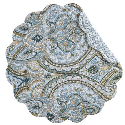 Willowbrook Round Placemat (Set of 6)