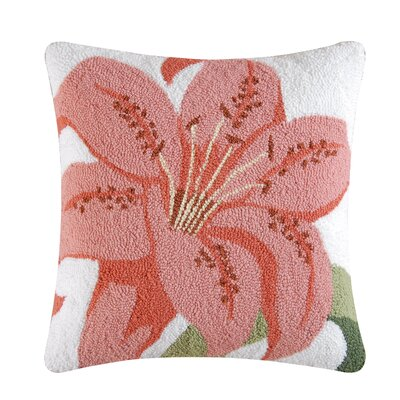 Boynton Tiger Lily Throw Pillow