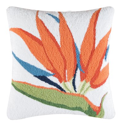 Bradshaw Bird Of Paradise Throw Pillow