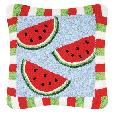 Newton Watermelons Throw Pillow