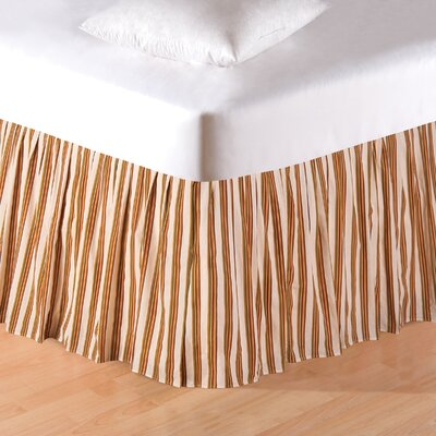 Louis Bed Skirt Size: King