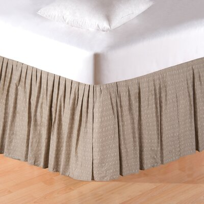 Farah Bed Skirt Size: King