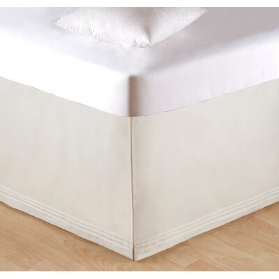 Ariele Soft Tailored Bed Skirt Size: Twin