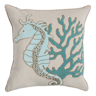 Maxwellton Square Cotton Throw Pillow