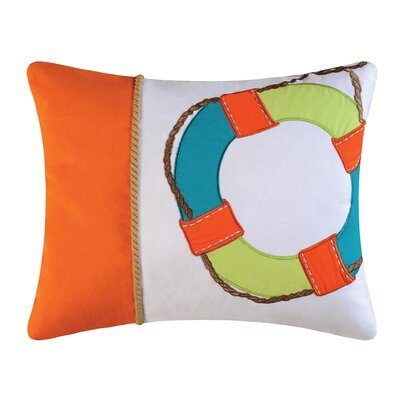 Bonaventure Cotton Throw Pillow