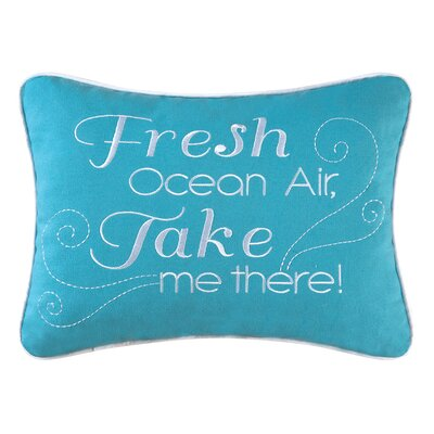 Jelissa Fresh Cotton Lumbar Pillow