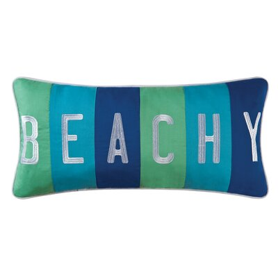 Oryana Beachy Cotton Lumbar Pillow