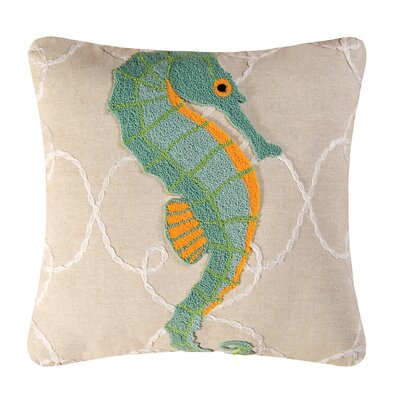 Tiffani Cotton Throw Pillow