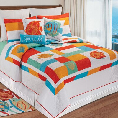 Raymond Quilt Size: Full/Queen