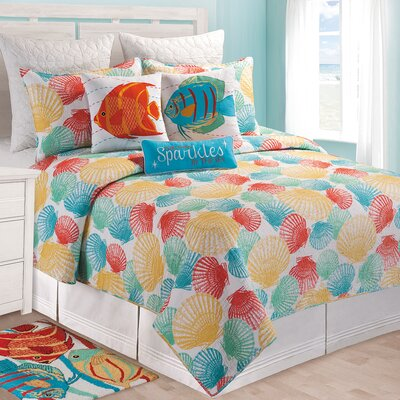 Raymonde Quilt Size: Full/Queen