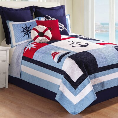 Miah Quilt Size: King