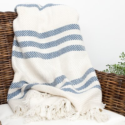 Madelynn Stripe Throw