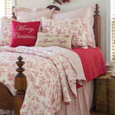 Gloria Reversible Quilt Set Size: Twin
