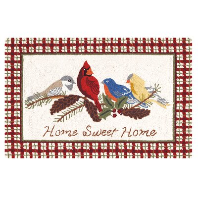 Allegra Home Sweet Home Kitchen Mat