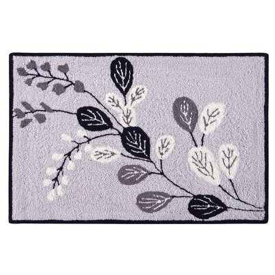 Babette Wool Silver Area Rug