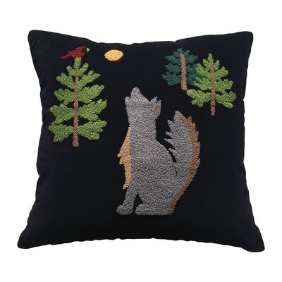 Jarrett 100% Cotton Throw Pillow