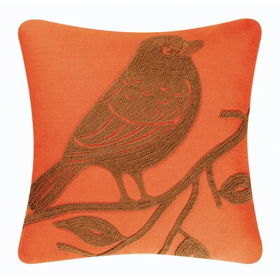 Allston Bird 100% Cotton Throw Pillow