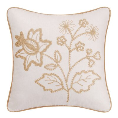 Holbrook 100% Cotton Throw Pillow