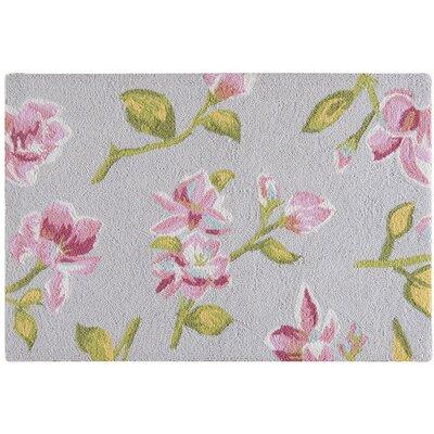 Armitage Wool Pink Area Rug