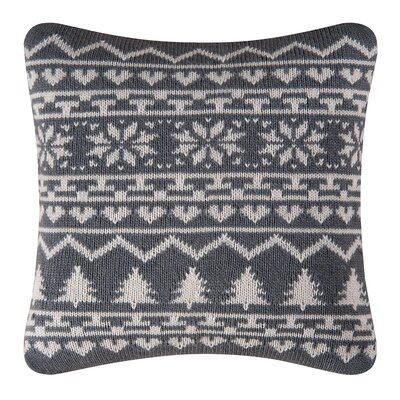 Wool Throw Pillow