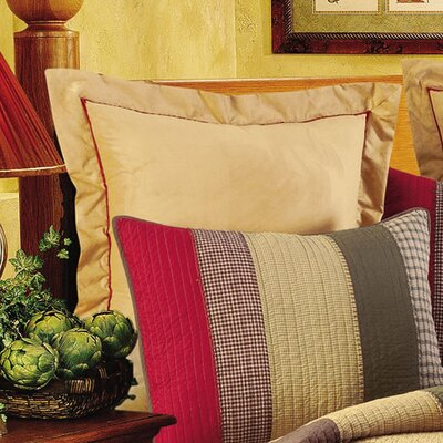 Oak Ridge Stripes Euro Sham (Set of 2)