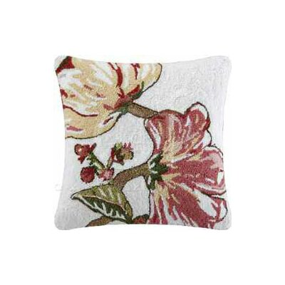 Alessandra Canvas Accent Cotton Throw Pillow