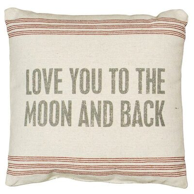 Moon Pillow (Set of 2)