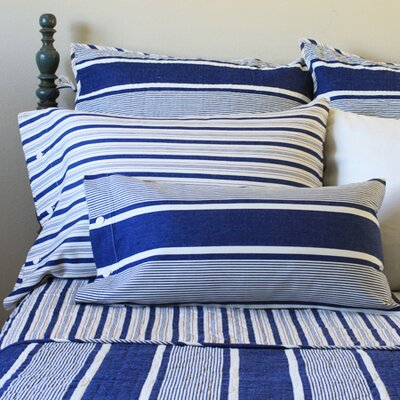 Nautical Lumbar Pillow