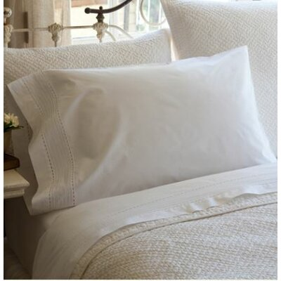 Tailored Pinefore Pillowcase Size: King