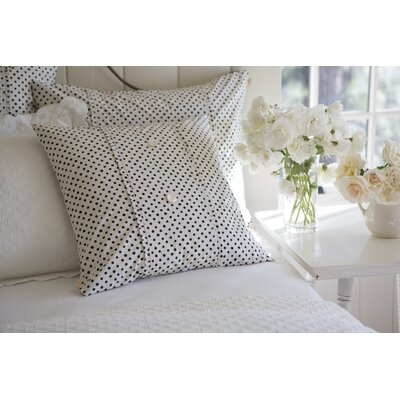 Dottie Porch Cotton Throw Pillow
