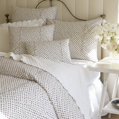 Dottie Duvet Size: King