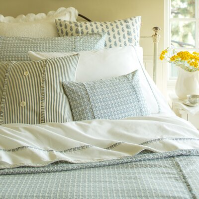 Eloise Duvet Size: King, Color: Indigo