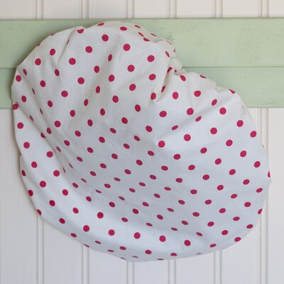 Polka Dot Shower Cap