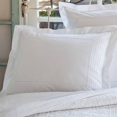 Tailored Pinefore Pillowcase Size: Standard