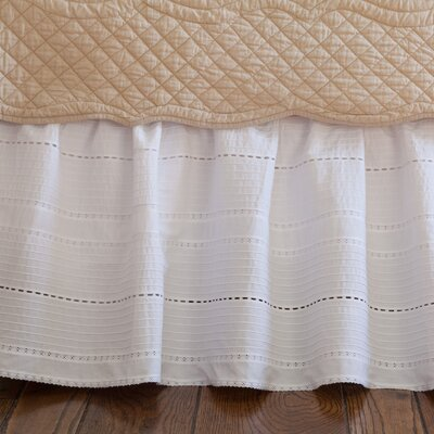 Elisa Bed Skirt Size: King
