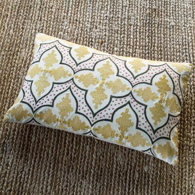 Andalusia Cotton Lumbar Pillow