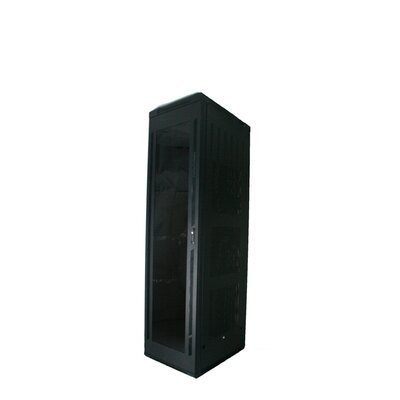 400 Series Server Rack Color: Black, Rack Spaces: 34RU