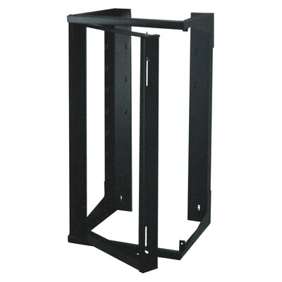 Swing Out Wall Rack Rack Spaces: 25RU